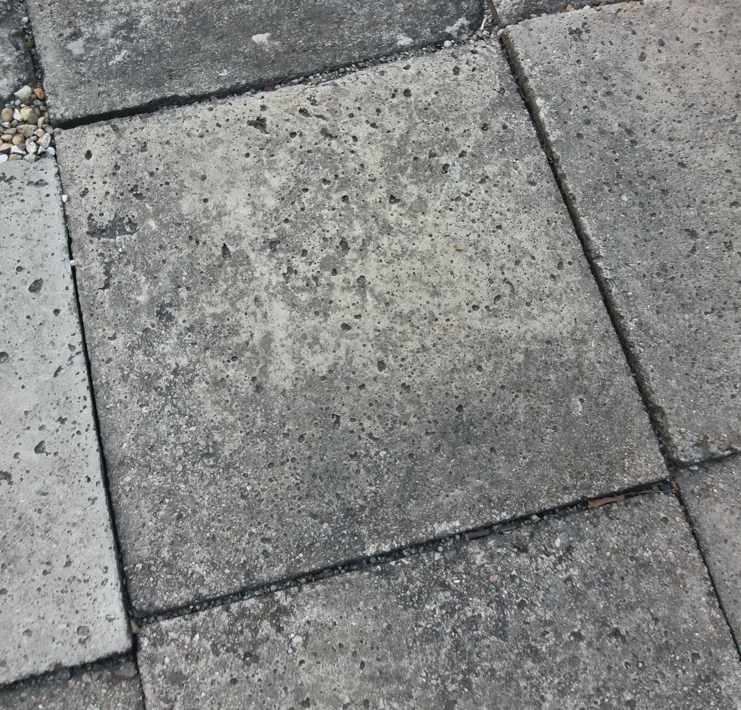Płytki chodnikowe